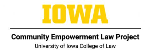 Community Empowerment Law Project Logo